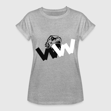 Weightless WEIGHTLESS - Women's Oversize T-Shirt