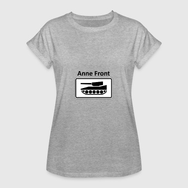 Anne Anne Front - T-shirt oversize Femme
