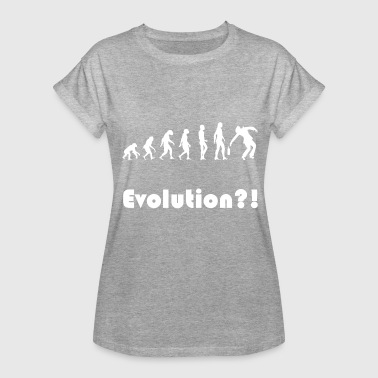 Borracho Alcohol Evolution borracho alcohol borracho - Camiseta holgada de mujer