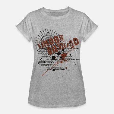 Ground Under Ground - Women's Oversize T-Shirt