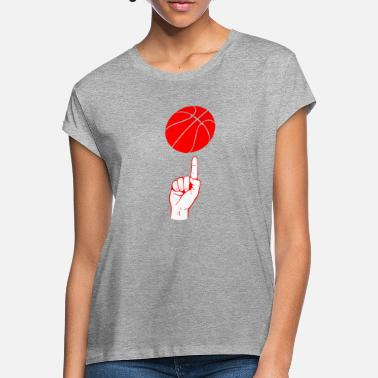 Ball Baller - Frauen Oversize T-Shirt