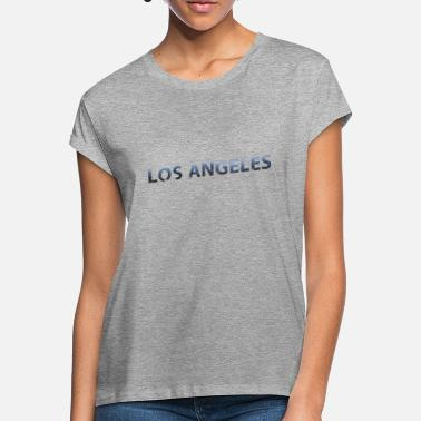 Los Angeles Los Angeles - Oversize T-shirt dame