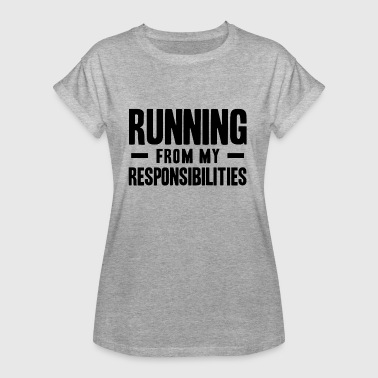 Responsibility responsibility - Women's Oversize T-Shirt