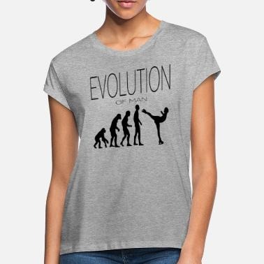 Evolution Evolution skating - Women's Loose Fit T-Shirt