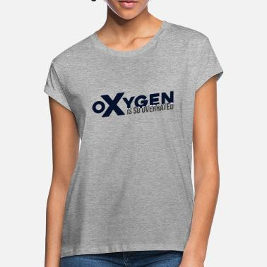 Swim swim swimming oxygen. swimming - Women's Loose Fit T-Shirt