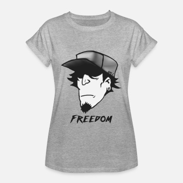 Freedom Fighter Freedom fighters - Women's Oversize T-Shirt