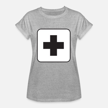 First Aid First aid - Women's Oversize T-Shirt