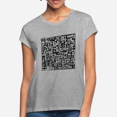 Labyrinth labyrinth - Women's Loose Fit T-Shirt