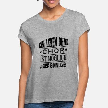 Suchbegriff Chor Spruche T Shirts Online Bestellen Spreadshirt