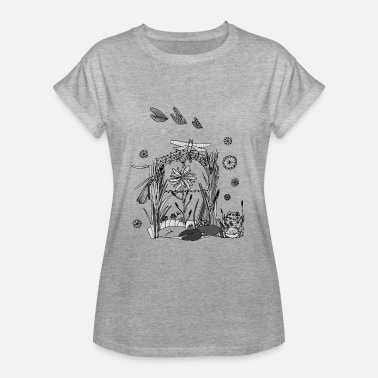 Sonos Magic Gate Sonos - The Keepers of Orbis - Women's Oversize T-Shirt