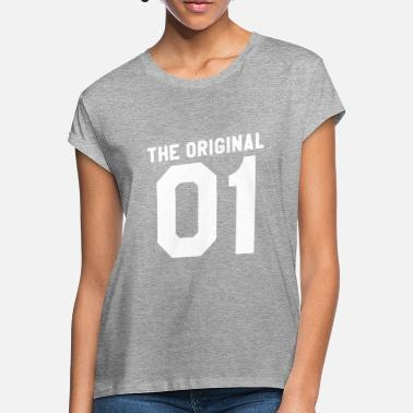 Original Far og søn Affiliate Look The Original Remix - Oversize T-shirt dame