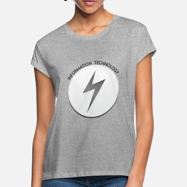 Information Technology Information Technology - Women's Loose Fit T-Shirt