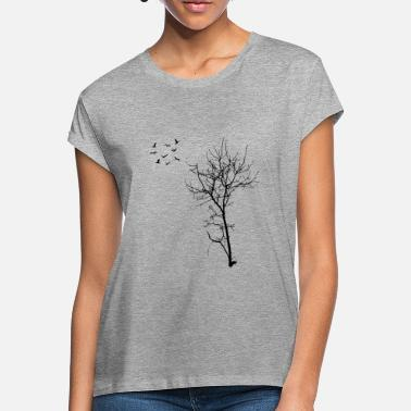 Spiritual Tree Forest Tree of Life Gift Spiritual Trees - Women's Loose Fit T-Shirt