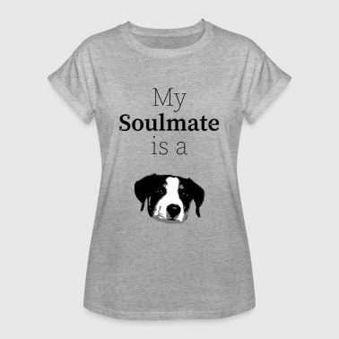 Soul-related dog - Women's Oversize T-Shirt