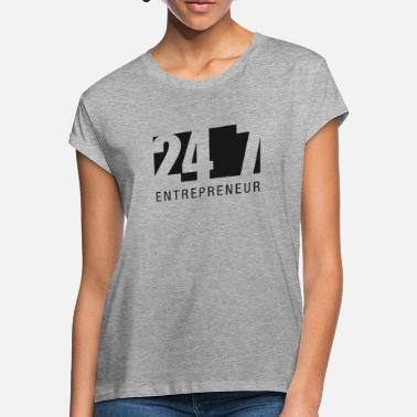 Entrepreneur Entrepreneur T-Shirt Independent motive - Women's Loose Fit T-Shirt