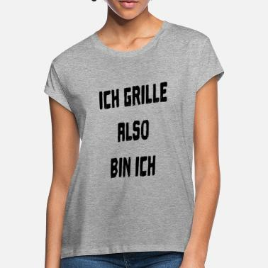 Griller Griller - Women's Loose Fit T-Shirt