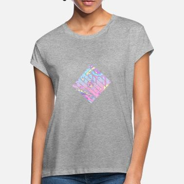 Crazy planets - Women's Loose Fit T-Shirt