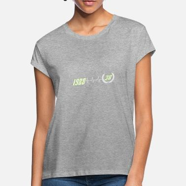 30th birthday anniversary 30th birthday - Women's Loose Fit T-Shirt