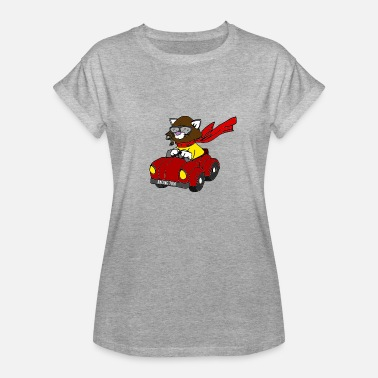 Tom Boy Racing Tom - Women's Oversize T-Shirt