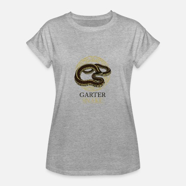 Serpent Serpents de serpents Serpents de serpents - T-shirt oversize Femme