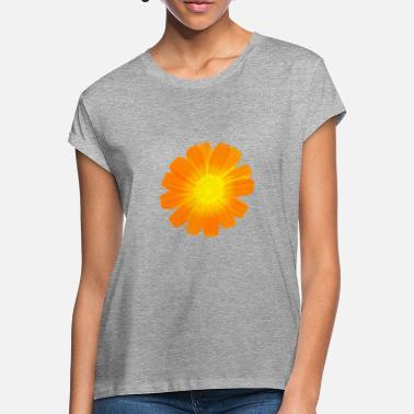 Gallega Flor gallega blanca 8 - Camiseta holgada mujer 8b516ea6276