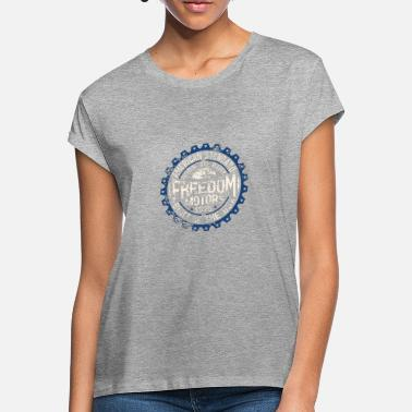 Motorcycle American standard - Women's Loose Fit T-Shirt