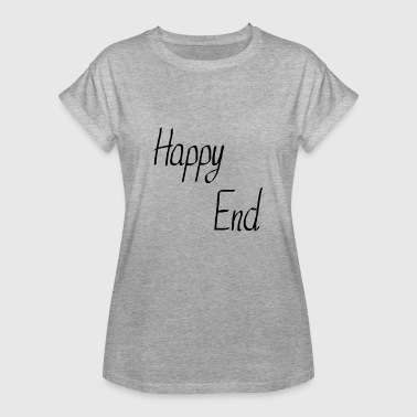 Happy Ending Happy End 1 - Women's Oversize T-Shirt