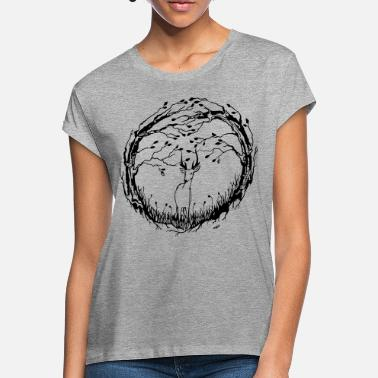 Forest The forest - Women's Loose Fit T-Shirt