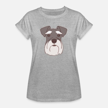 Scottish Love Scottish Terrier - True Dog Love! - Women's Oversize T-Shirt