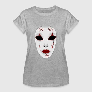 mask - Women's Oversize T-Shirt