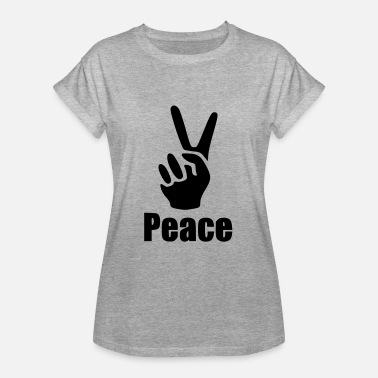 Peace Sign T Shirts Online Bestellen Spreadshirt