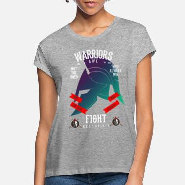 Training Warriors - Women's Loose Fit T-Shirt