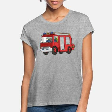 Engine 7 - Women's Loose Fit T-Shirt