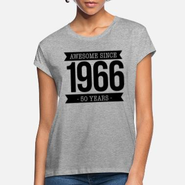 50 Years 50 years - Women's Loose Fit T-Shirt