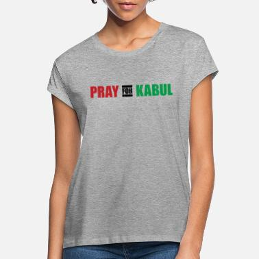 Kabul Pray for Kabul - Women's Loose Fit T-Shirt