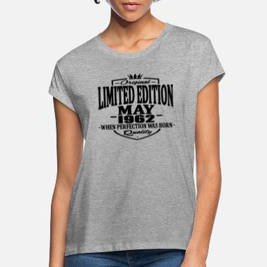 May 1962 Limited edition may 1962 - Women's Loose Fit T-Shirt