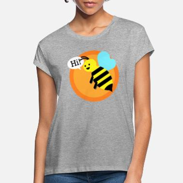 Bumble Bee Cool bumble bee - Women's Loose Fit T-Shirt