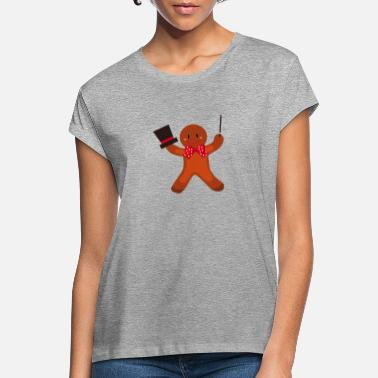 Gingerbread Gingerbread man Christmas - Women's Loose Fit T-Shirt