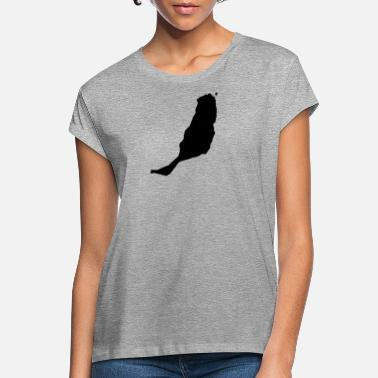 Canary Islands Fuerteventura Canary Islands Canary Island - Women's Loose Fit T-Shirt