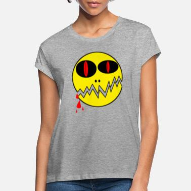 BadSmiley - Frauen Oversize T-Shirt