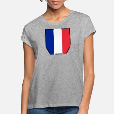 France Flag France flag - Women's Loose Fit T-Shirt