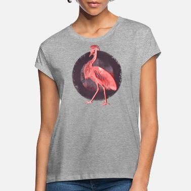 Vintage peacock - Women's Loose Fit T-Shirt