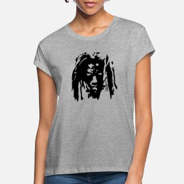 Rasta Rasta soldier - Women's Loose Fit T-Shirt