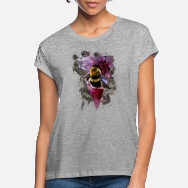 Vibrant Vibrant Bee - Women's Loose Fit T-Shirt