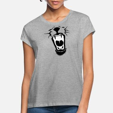 Roar roar lion roars - Women's Loose Fit T-Shirt