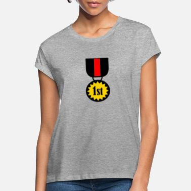 Medal medal - Women's Loose Fit T-Shirt