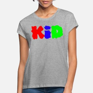 Kids KID - Oversize T-shirt dame