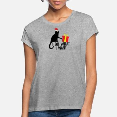 do i want christmas cat - Women's Loose Fit T-Shirt
