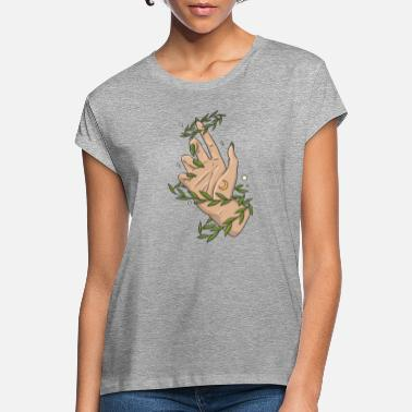 Natures Hold - Oversize T-shirt dame