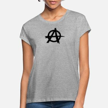 Anarchism Anarchism - Women's Loose Fit T-Shirt